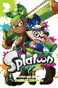 Cover-Bild zu Sankichi Hinodeya: Splatoon, Vol. 2