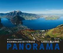 Cover-Bild zu PANORAMA. Vierwaldstättersee. Lake Lucerne von Burkhardt, Willi P. (Fotogr.)
