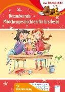 Cover-Bild zu Seltmann, Christian: Bezaubernde Mädchengeschichten für Erstleser