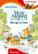 Cover-Bild zu Schmachtl, Andreas H.: Missi Moppel. Krimigeschichten