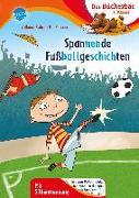 Cover-Bild zu Röhrig, Volkmar: Spannende Fußballgeschichten