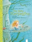 Cover-Bild zu Frey, Jana: Die kleine Meerjungfrau und das Seepferdchen-Abenteuer