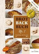 Cover-Bild zu Geißler, Lutz: Brotbackbuch Nr. 1 (eBook)