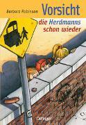 Cover-Bild zu Robinson, Barbara: Vorsicht, die Herdmanns schon wieder