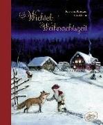 Cover-Bild zu Kreuzer, Kristina: Wichtel-Weihnachtszeit