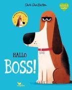 Cover-Bild zu Chatterton, Chris: Hallo Boss!