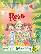 Cover-Bild zu Kreuzer, Kristina: Rosa und der Geburtstag
