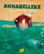 Cover-Bild zu Borgermans, Miriam: Annabelleke. Das allerfrechste Kind der Welt