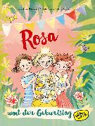 Cover-Bild zu Kreuzer, Kristina: Rosa und der Geburtstag (Bd. 2) (eBook)