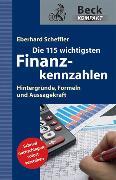 Cover-Bild zu Die 115 wichtigsten Finanzkennzahlen (eBook) von Scheffler, Eberhard