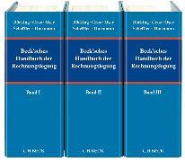 Cover-Bild zu Beck'sches Handbuch der Rechnungslegung - Beck'sches Handbuch der Rechnungslegung von Böcking, Hans-Joachim (Hrsg.)
