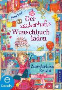 Cover-Bild zu Frixe, Katja: Der zauberhafte Wunschbuchladen 3 (eBook)