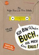 Cover-Bild zu Frixe, Katja: Ich bin (d)ein Buch, hol mich hier raus! Vorsicht: Hier spukt ein Buch