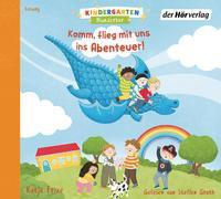 Cover-Bild zu Frixe, Katja: Kindergarten Wunderbar - Komm, flieg mit uns ins Abenteuer!