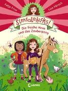 Cover-Bild zu Frixe, Katja: Simsalahicks! (Band 1) - Die freche Hexe und das Zauberpony