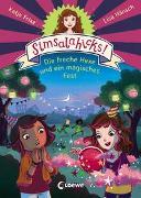 Cover-Bild zu Frixe, Katja: Simsalahicks! (Band 3) - Die freche Hexe und ein magisches Fest