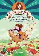 Cover-Bild zu Frixe, Katja: Simsalahicks! (Band 2) - Die freche Hexe und die verschwundene Freundin
