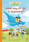 Cover-Bild zu Frixe, Katja: Kindergarten Wunderbar - Komm, flieg mit uns ins Abenteuer! (eBook)