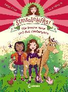 Cover-Bild zu Frixe, Katja: Simsalahicks! (Band 1) - Die freche Hexe und das Zauberpony (eBook)
