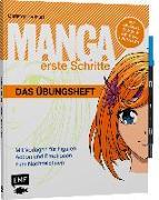 Cover-Bild zu Hart, Christopher: Manga Erste Schritte - Das Übungsheft mit original Tombow ABT Dual Brush Pen