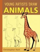 Cover-Bild zu Hart, Christopher: Young Artists Draw Animals (eBook)