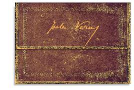 Cover-Bild zu Faszinierende Handschriften Verne, Reise um die Erde Dokumentenmappe