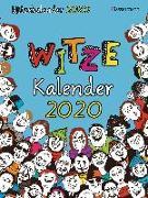 Cover-Bild zu Witzekalender 2020 von Verlagsgruppe Random House (Hrsg.)
