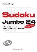 Cover-Bild zu Sudokujumbo 24 von Krüger, Eberhard