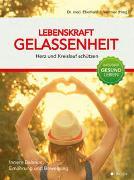 Cover-Bild zu Dr. med. Wormer, Eberhard J.: Lebenskraft Gelassenheit - Herz und Kreislauf schützen