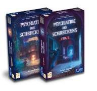 Cover-Bild zu Psychiatrie des Schreckens Teil 1+2 in Sammelbox