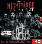 Cover-Bild zu Nightmare Horror Adventures