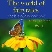 Cover-Bild zu Andersen, Hans Christian: The World of Fairy Tales, Vol. 1 (Audio Download)