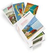 Cover-Bild zu Postkartenbox Meine Schweiz, Meine Eisenbahn