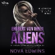 Cover-Bild zu Erobert von ihren Aliens (Audio Download) von Edwins, Nova