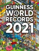 Cover-Bild zu Guinness World Records 2021