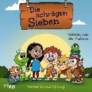 Cover-Bild zu Die schrägen Sieben (Audio Download) von Wriedt, Verena