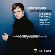 Cover-Bild zu Nielsen / Lindberg:Clarinet Concertos