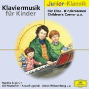 Cover-Bild zu Klaviermusik für Kinder. Klassik-CD
