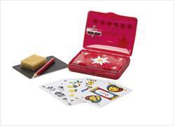 Cover-Bild zu AGM® Spielkarten Box Edelweiss, mit Jasskarten