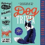 Cover-Bild zu Dog Trivia Page-A-Day Calendar 2022