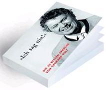 Cover-Bild zu Postkartenbuch »Ich sag nix!«