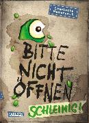 Cover-Bild zu Habersack, Charlotte: Bitte nicht öffnen 2: Schleimig! (eBook)
