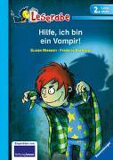 Cover-Bild zu Niessen, Susan: Hilfe, ich bin ein Vampir! - Leserabe 2. Klasse - Erstlesebuch für Kinder ab 7 Jahren