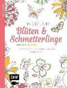 Cover-Bild zu Inspiration Blüten und Schmetterlinge von Edition Michael Fischer