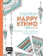 Cover-Bild zu Inspiration Happy Ethno von Edition Michael Fischer