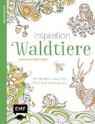Cover-Bild zu Inspiration Waldtiere von Edition Michael Fischer