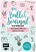 Cover-Bild zu My Bullet Journal - 1500 Vorlagen: Süße Schmuckelemente und angesagte Letterings für Planer und Kalender von Edition Michael Fischer (Hrsg.)