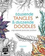 Cover-Bild zu Tausende Tangles & Dutzende Doodles von Edition Michael Fischer (Hrsg.)