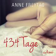 Cover-Bild zu 434 Tage (Audio Download) von Freytag, Anne