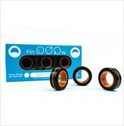 Cover-Bild zu Fin-Gears Magnetische Ringe - L Black-Orange
